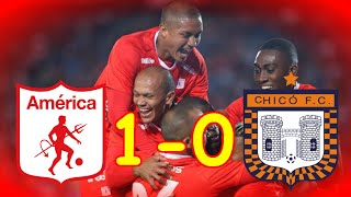 ⚽ America de Cali 1 - 0 Chico FC ⭐ ???? ??????? ? Fecha 3