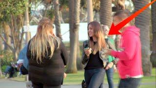 Repeat youtube video ❤️Fat Girl Telling Random Girls to Lose Weight Prank!!!❤️