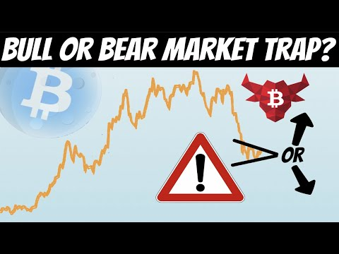 This is Likely a Bear Market Trap | Bitcoin Is Still Massively Undervalued!! Here is why!!