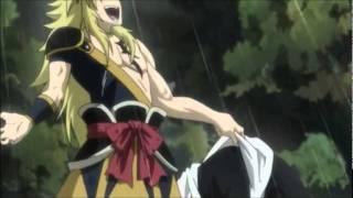 Fairy Tail Cap 117 Zancrow Death (kill For Zeref) HD