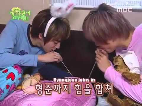 SS501 Thank You For Waking Me Up - ep 2 [3-3] eng subs