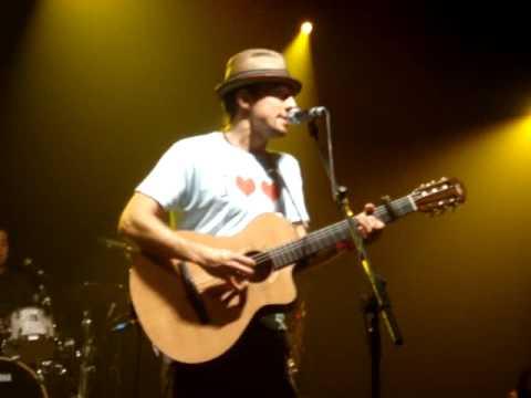 Jason Mraz - Life is Wonderful (Live at the Falconer Theatre in Copenhagen)