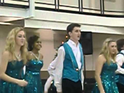 ?? Kiwanis Christmas Party 12-19-12 Carolina Forest High School Show Choir 5