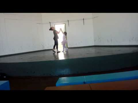 Contemporary Dance rehearsal- These are the days of our lives
