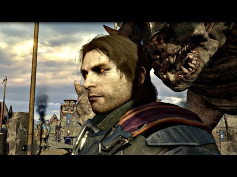 Shadow of War - HIGH Level Fortress Siege Defending & High Level Boss Warchiefs