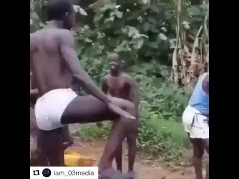 Ugandan kids dance to Ajaga by Skales,, Timaya and davido