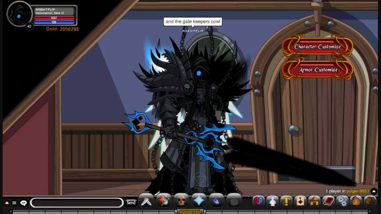 how to sell items in aqw