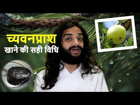 CHYAWANPRASH | THE RIGHT METHOD OF EATING CHYAWANPRASH WITH DO'S AND DON'T BY NITYANANDAM SHREE