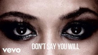 kevin ross dont say you will lyric video ft ti