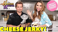 Hannah Montana Cheese Jerky with Jason Earles!!!
