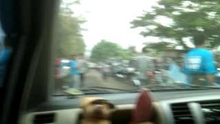 Demo Hari Buruh di Tangerang