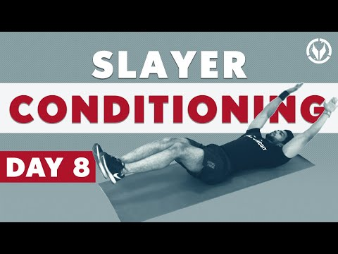DC Training:: Slayer Conditioning: Full Body Workout