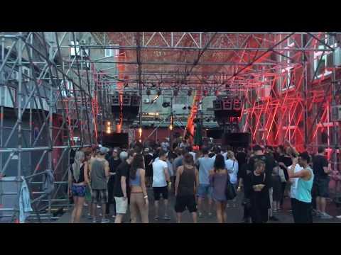 Praslea @ Gate I. Gate. Moscow (13.08.2017)