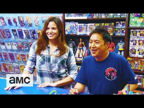 Comic Book Men: 'Katrina Law A.K.A Nyssa al Ghul' Talked About  Ep. 612