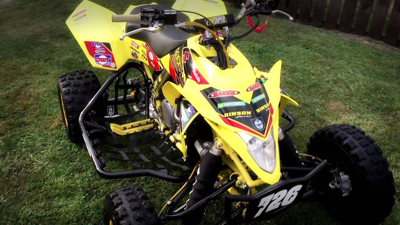 Maxresdefault on Suzuki Ltr 450