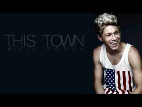 Niall horan -this town lyric video