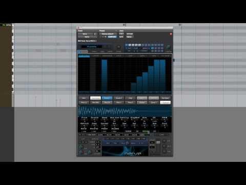 Nerve Drum Virtual Instrument Review