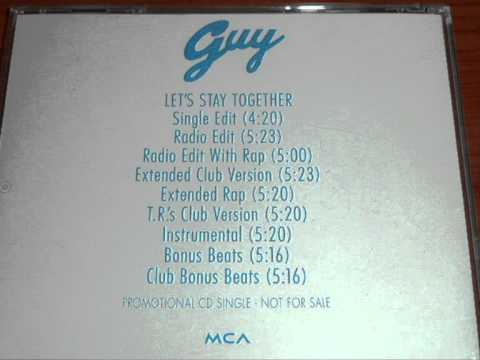- Guy - Let's Stay Together (Remix) (Instrumental).wmv
