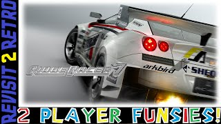 2 Player Funsies: Ridge Racer 7 (PS3)