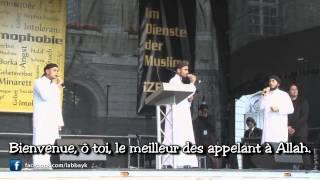 Labbayk - Tala al Badru alayna [Live en Suisse]