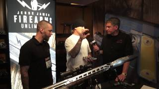 Jesse James and Rich Wyatt are PISSED at each other!  - Gunsmoke Guns TV