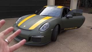 El Problema con mi Porsche 911R   Salomondrin