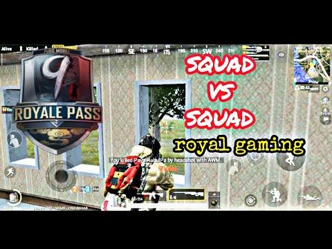Squad Vs Squad