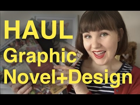 February Book Haul Part II | Design books, Graphic Novels