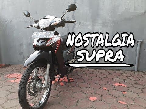 Honda Supra Fit X, Motor Andalan Kita Semua!!!