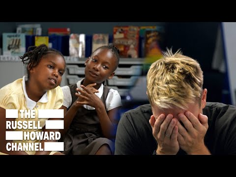 Hilarious Kids Discuss the End of the World | Playground Politics | The Russell Howard Hour