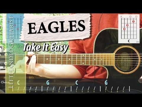 The Eagles - Take It Easy   guitar lesson