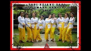 Untuk Panduan, Tari Rejang Sari Gita Swara Banyuatis