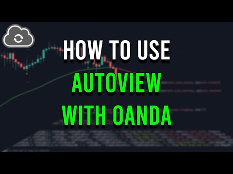 How to use AUTOVIEW with OANDA • AutoView Tutorial 2020 • TradingView Auto Trading!