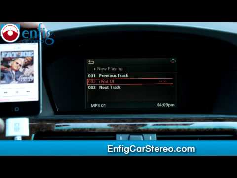 BMW 5 Series E60 Bluetooth ipod aux USB Adapter