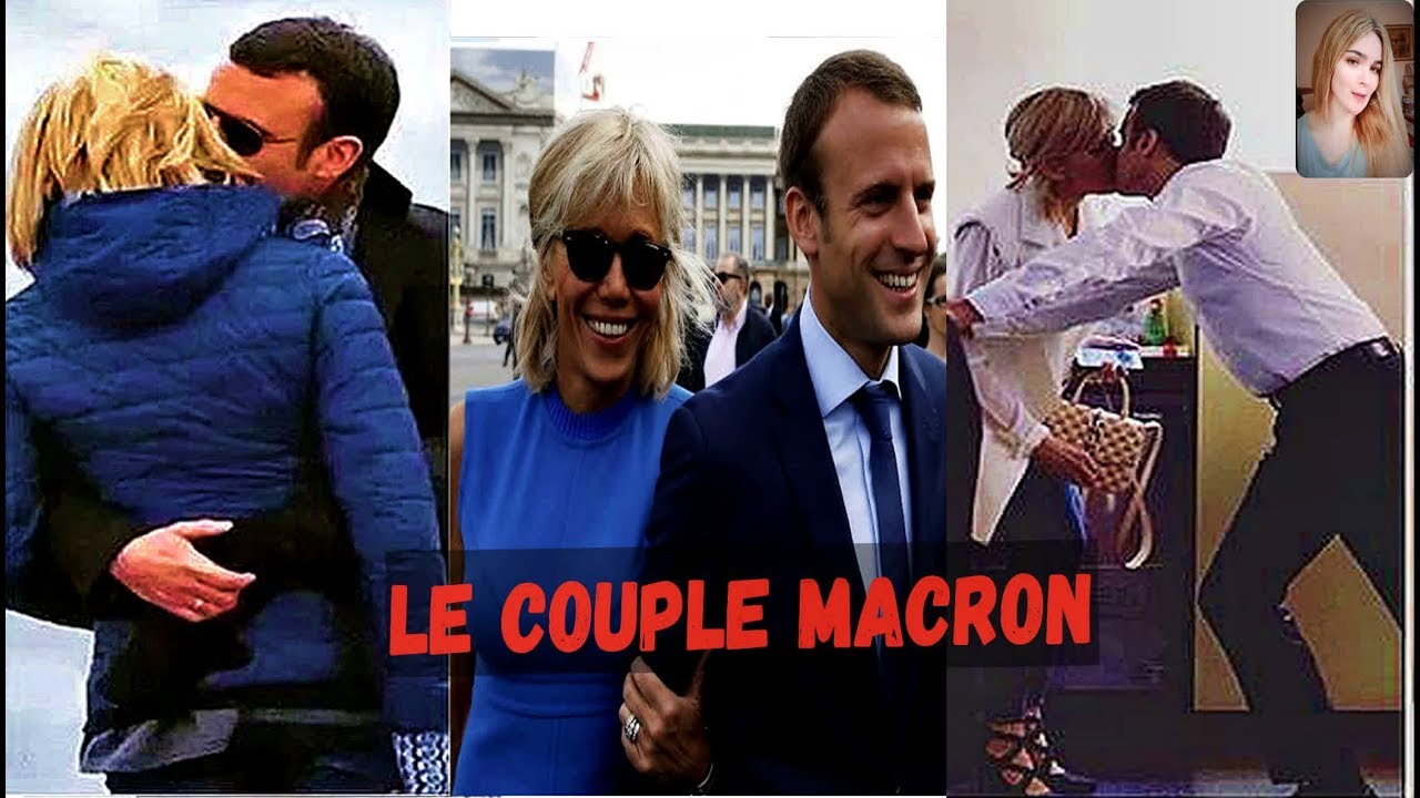 The Unconventional Love Story Of Emmanuel And Brigitte Macron Nikki Ferdinand Youtube