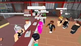 Roblox   Family Cafe   Trolling :)