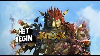 "New February Game Ps4 KNACK"""