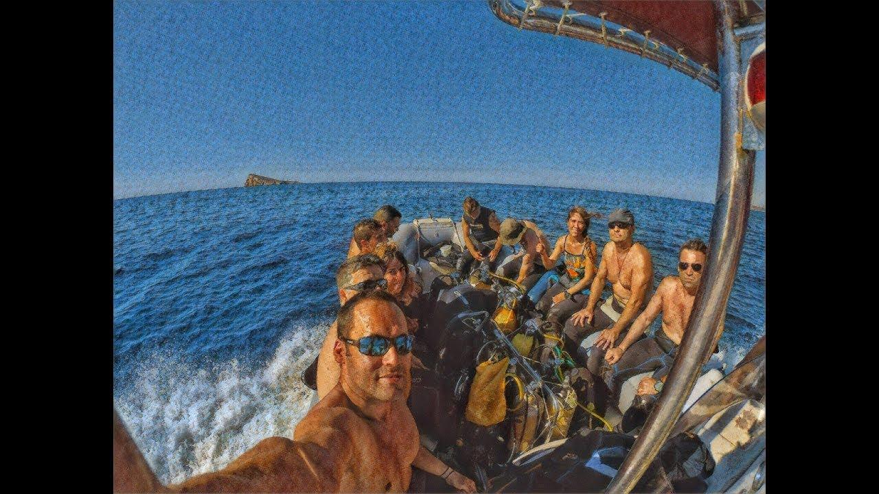 Download Buceando en la Llosa (Isla de Benidorm)