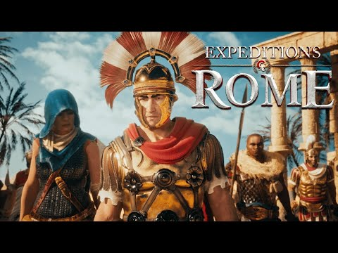 Expeditions: Rome - Showcase Trailer