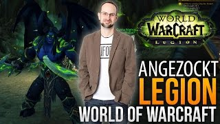 WoW Legion Beta (Demonhunter Startgebiet)