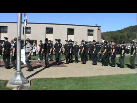 143rd Basic Class Graduation WV State Police Academy
