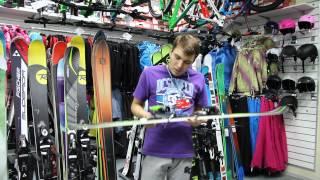 видео Горные лыжи Elan