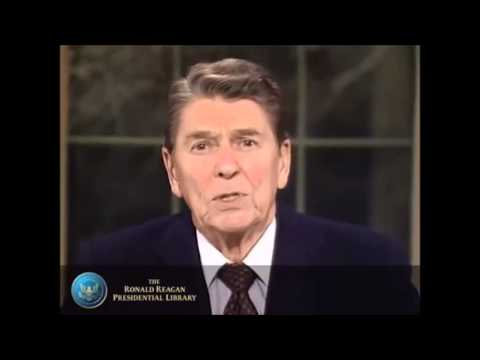 Ronald Reagan Farewell