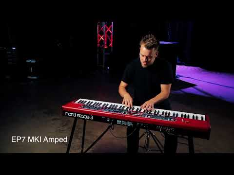 Nord Piano Library: Amped EP's