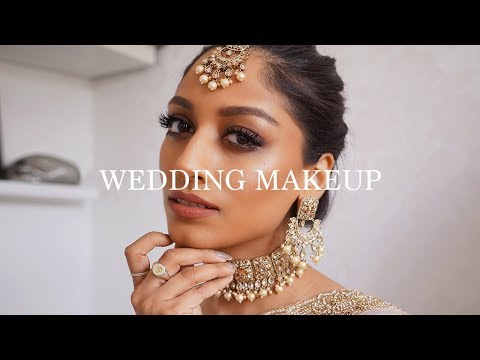 MY EASY GO TO WEDDING MAKEUP LOOK