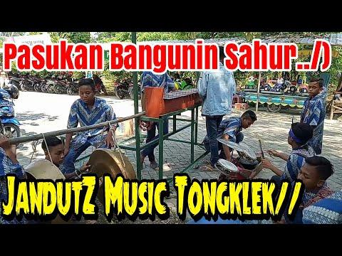 Latihan Tongklek, Persiapan Sahur..//