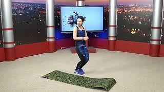 The Overtime MORNING FITNESS. Выпуск 1. Четверг