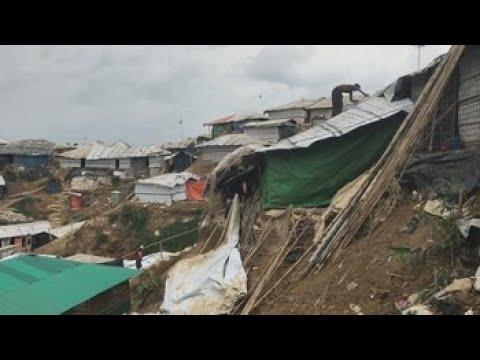 HRW insta a Bangladés a ampliar los campos de refugiados rohinyás