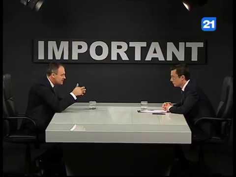 Andrian Candu la emisiunea «IMPORTANT»  22.02.2018