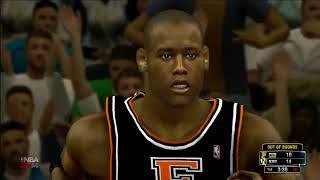 NBA 2K14: CWSapp757/Dreece Fictional Draft Class 1 Showcase CPU gameplay